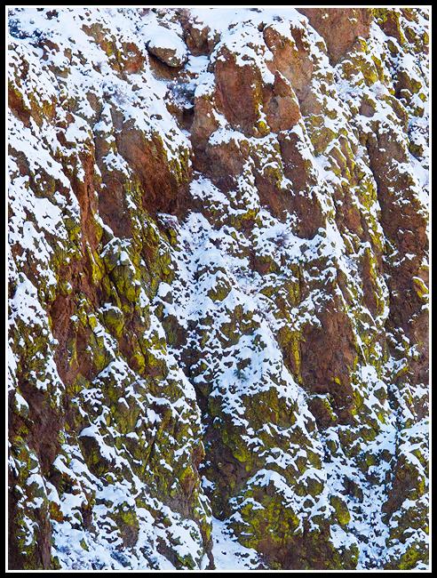 """""""Snowy Cliffs"""""""
